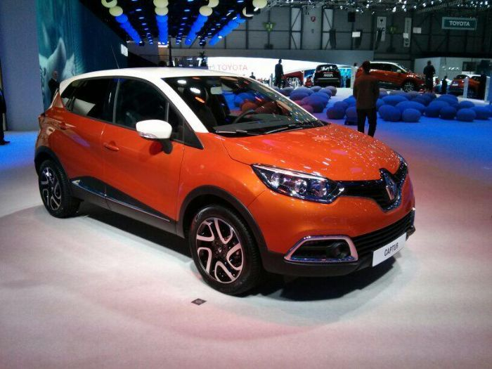 three door coup version of the renault captur renault captur forums. Black Bedroom Furniture Sets. Home Design Ideas