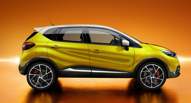 renault captur rs not coming yet but possible renault captur forums. Black Bedroom Furniture Sets. Home Design Ideas