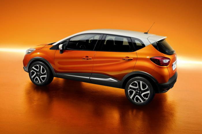 first official pictures of the renault captur renault captur forums. Black Bedroom Furniture Sets. Home Design Ideas