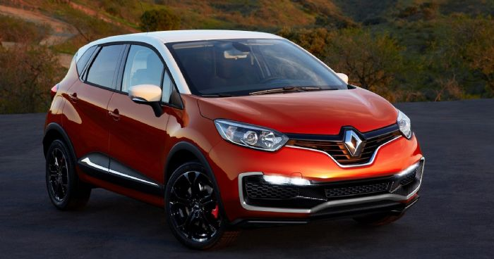 renault captur rs rendered renault captur forums. Black Bedroom Furniture Sets. Home Design Ideas