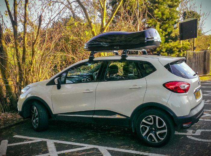 What Size Roof Box Renault Captur Forums