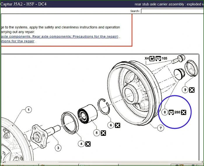 brakes page  renault captur forums