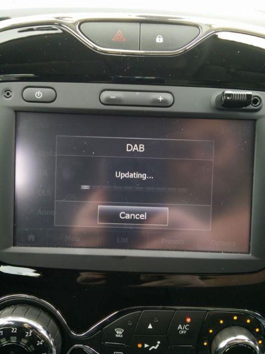 Medianav DAB stopped working - Renault Captur Forums