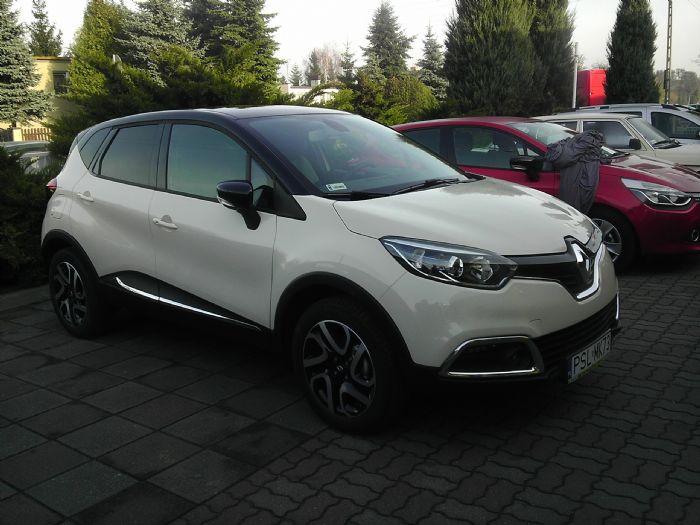 Gsf Car Parts >> Finally My new Ivory/Black Captur - Renault Captur Forums