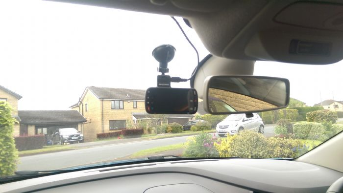 Dash Cam fitted  Very easy job  - Renault Captur Forums